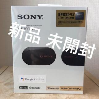 SONY - ソニー ノイズキャンセリング WF-1000XM3 SONY