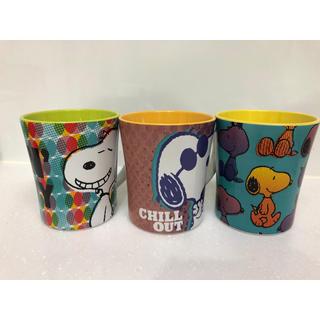 SNOOPY - スヌーピーBigマグカップ 3個セット