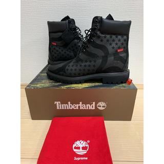 Timberland - supreme ティンバーランド ブーツ