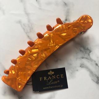 アレクサンドルドゥパリ(Alexandre de Paris)のフランスラックス  キャスケード(バレッタ/ヘアクリップ)