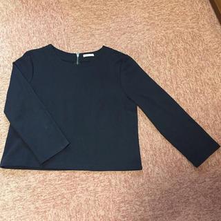ジーユー(GU)の美品✨guトップス(Tシャツ(長袖/七分))