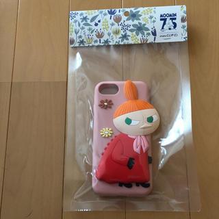 スタディオクリップ(STUDIO CLIP)のstudio clip×ムーミン☆シリコンモバイルケース(iPhoneケース)