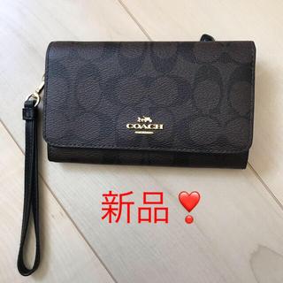 COACH - コーチ財布(新品)❣️
