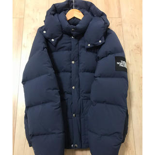 THE NORTH FACE - north face camp sierra ダウン ノースフェイス