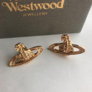 Vivienne Westwood - ヴィウィアン ウエストウッドピアス ゴールド