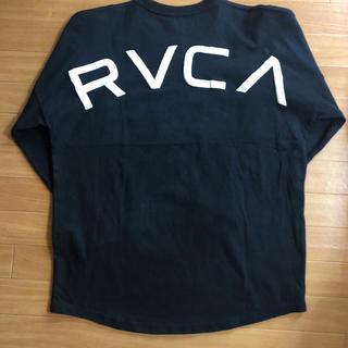 RVCA - RVCA ボックス&ビッグロゴ ロンT