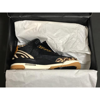 NIKE - NIKE AIRJORDAN3 RETRO SE ANIMAL PACK