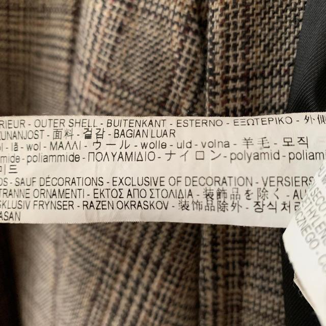 ZARA(ザラ)のりる様専用★ZARAザラ★チェスターコート★ベージュ レディースのジャケット/アウター(チェスターコート)の商品写真