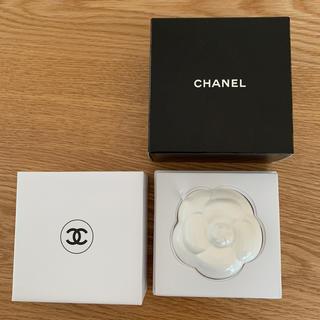 CHANEL - CHANEL カメリア ペーパーウェイト 置物