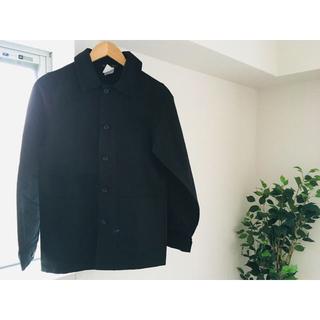 【断捨離】ブラックモールスキン ワークジャケット