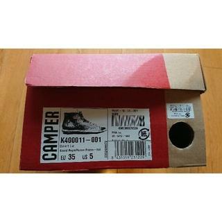 カンペール(CAMPER)のカンペール CAMPER K400011-001 サイズ35 防水 ゴアテックス(スニーカー)