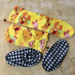 ディズニー(Disney)のフリース 靴下 送料込みの場合500円(ソックス)