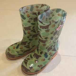 モンベル(mont bell)のモンベル(mont-bell)長靴 18センチ(長靴/レインシューズ)