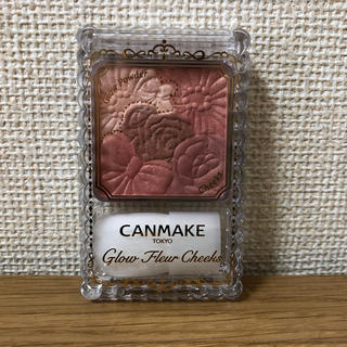 CANMAKE - ☆キャンメイク グロウフルールチークス☆