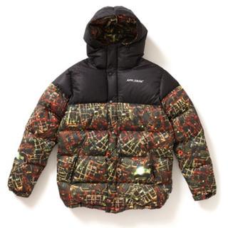 アップルバム(APPLEBUM)のAPPLEBUM Tokyo inner Cotton Jacket(ダウンジャケット)