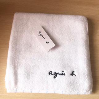 アニエスベー(agnes b.)のagnes b. ハンカチ(ハンカチ)