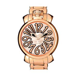 ガガミラノ(GaGa MILANO)のガガミラノ gaga レディース 腕時計(腕時計)