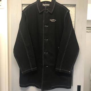 Supreme - 《 Supreme 》 Washed Work Trench Coat