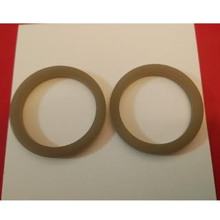 トゥモローランド(TOMORROWLAND)の数回使用 美品 acrylic アクリリック 稀少パーツ Sur コラボ(イヤリング)