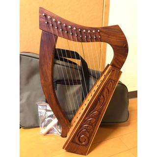 ハープ12弦 ④