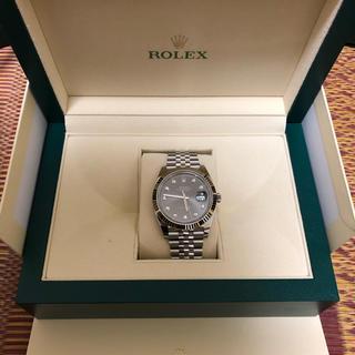 ROLEX - Rolex ロレックス デイトジャスト41 国内正規店 未使用品