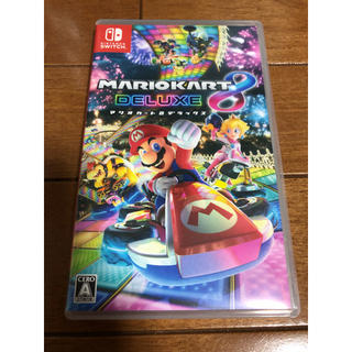 Nintendo Switch - マリオカートデラックス8 任天堂 switch 新品 ソフト Nintendo