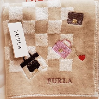 Furla - FURLA タオルハンカチ