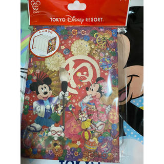 Disney - ディズニーお正月 ノート 御朱印帳