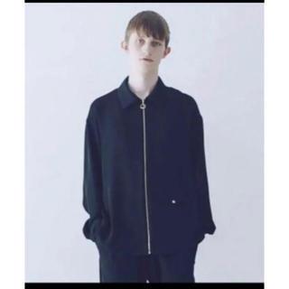 サンシー(SUNSEA)のcullni クルニ shirts jacket 19ss(シャツ)