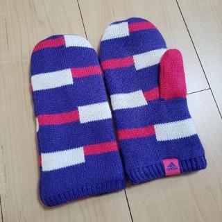 アディダス(adidas)のadidas 手袋 ミトン(手袋)