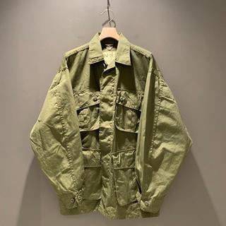 BEAMS - SSZ Buzz Rickson's  combat tropical coat