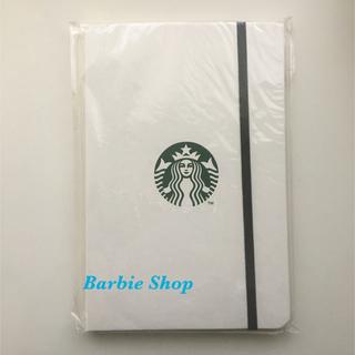 Starbucks Coffee - ジャーナルブックホワイト スターバックス Starbucks coffee
