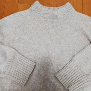 トゥモローランド(TOMORROWLAND)のMACHPEE ネックセーター(ニット/セーター)