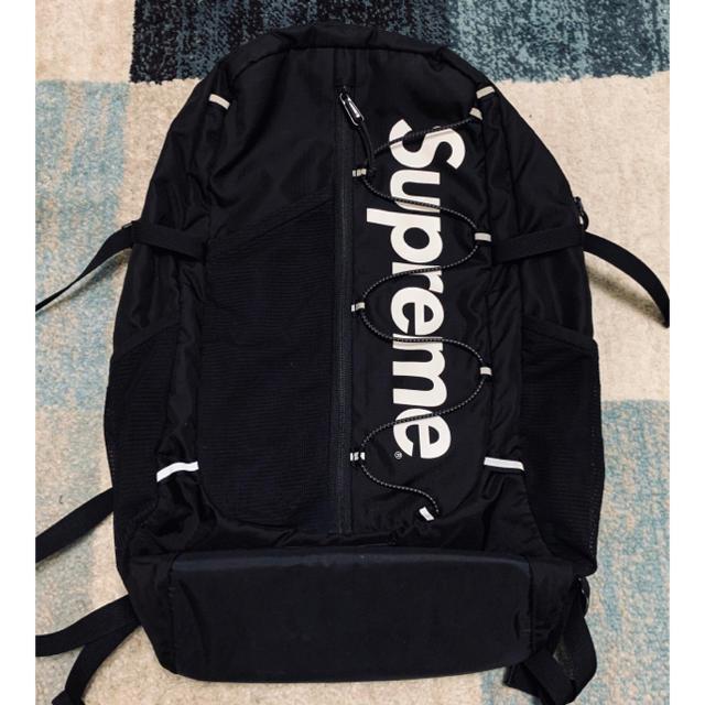 Supreme(シュプリーム)のsupreme 17ss バックパック メンズのバッグ(バッグパック/リュック)の商品写真