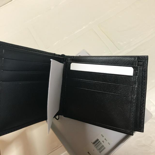 Calvin Klein(カルバンクライン)の【希少デザイン★】カルバンクライン 2つ折り財布 メンズのファッション小物(折り財布)の商品写真
