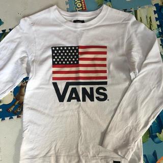 ヴァンズ(VANS)のVANS ロンT 150cm(Tシャツ/カットソー)