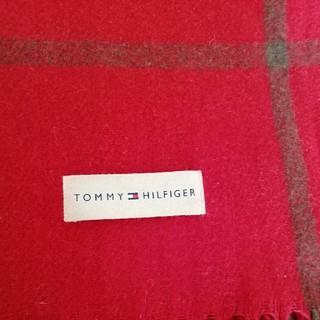 TOMMY HILFIGER ノベルティ ブランケット