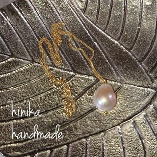 キワセイサクジョ(貴和製作所)の淡水パールネックレス(ネックレス)