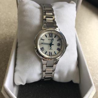 カシオ(CASIO)のカシオシーン腕時計 (腕時計)