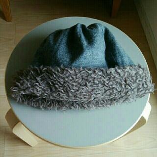 マチュアーハボア帽子
