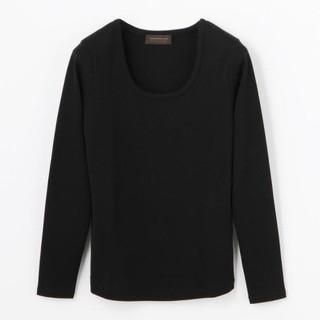 トゥモローランド(TOMORROWLAND)のTOMORROWLANDcollectionシャツブラック☆(シャツ/ブラウス(長袖/七分))