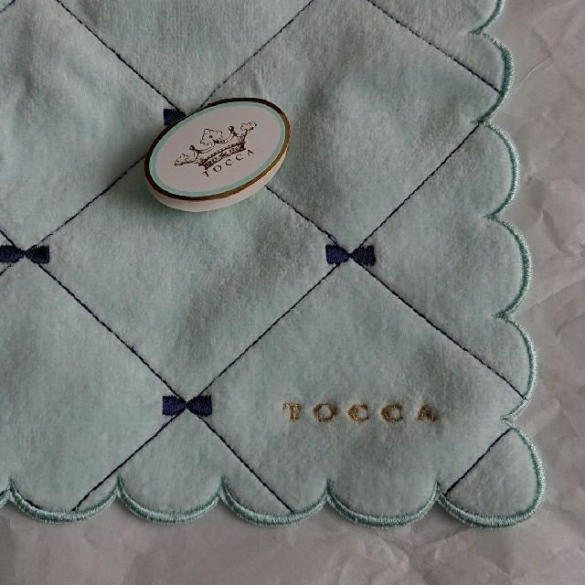 TOCCA(トッカ)のTOCCA🌼トッカ🌼ハンドタオル🌼⑧ レディースのファッション小物(ハンカチ)の商品写真
