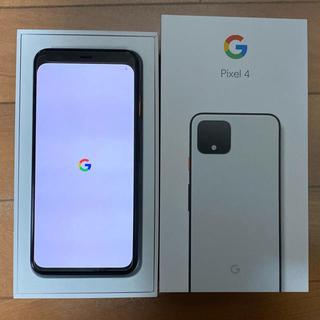 ANDROID - Google Pixel 4 SIMフリー版 64GB 美品