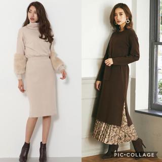 rienda - リエンダ 新作 ワンピース セット