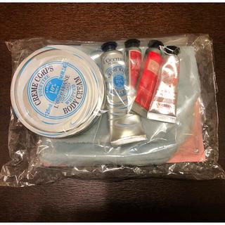 ロクシタン(L'OCCITANE)のロクシタン 新品未使用 ホイップシア スペシャルセット ボディークリーム ハンド(ハンドクリーム)