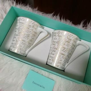 Tiffany & Co. - ティファニー ノーツ マグカップ ペア