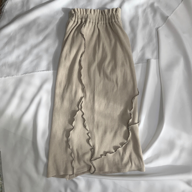 Ameri VINTAGE(アメリヴィンテージ)のoriginal remake skirt レディースのスカート(ロングスカート)の商品写真
