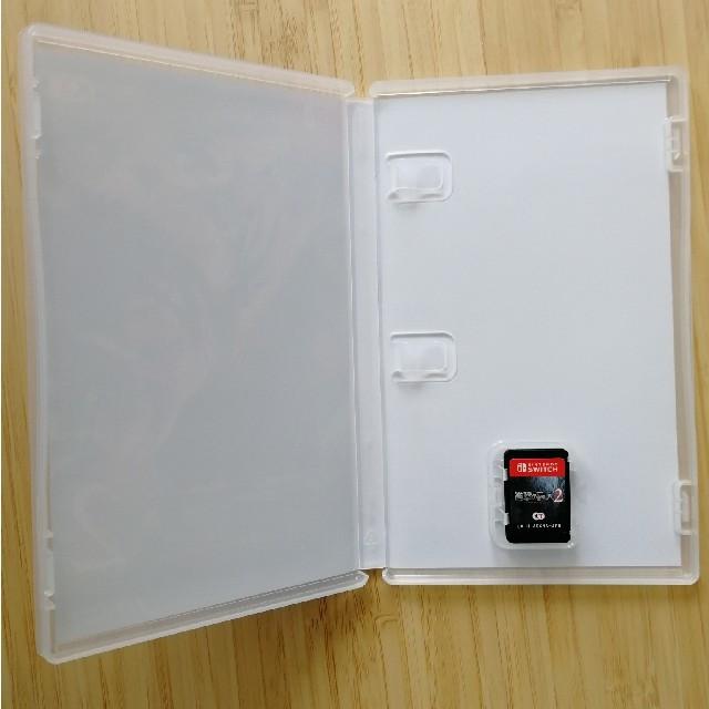 Nintendo Switch(ニンテンドースイッチ)の進撃の巨人2 switchソフト エンタメ/ホビーのゲームソフト/ゲーム機本体(家庭用ゲームソフト)の商品写真