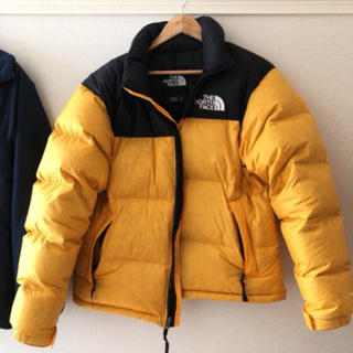 THE NORTH FACE - the north face ダウンジャケット ヌプシ 700