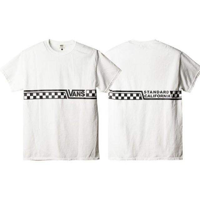 STANDARD CALIFORNIA(スタンダードカリフォルニア)の☆新品未使用☆Tシャツ【スタンダードカリフォルニア✕バンズ】 メンズのトップス(Tシャツ/カットソー(半袖/袖なし))の商品写真